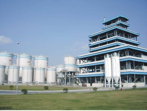 嘉里油脂公共设施(上海)乐天堂网址登录的储罐及厂区内管道安装工程