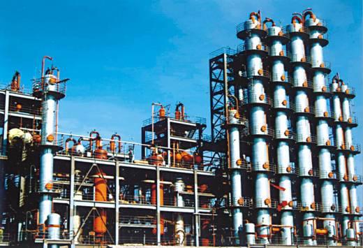 江苏梅兰化工股份乐天堂网址登录的年产7万吨甲烷氯化物装置