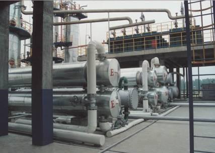 南通长江燃料油净化乐天堂网址登录的年产50万吨炼油装置