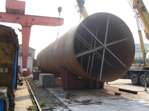 上海高桥石化2.5万标方/时制氢装置部分安装工程